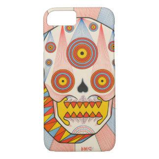 cosmic skull iPhone 7 case