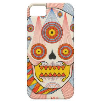 cosmic skull iPhone SE/5/5s case