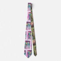 Cosmic Space Patrol Neck Tie
