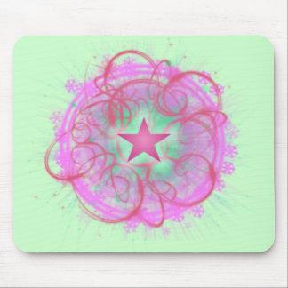 Cosmic Star Awakening Mousepad