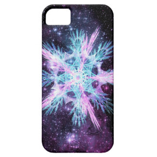 Cosmic Starflower iPhone 5 Covers