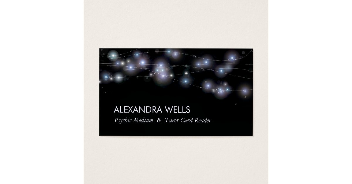 Psychic Business Cards & Templates | Zazzle