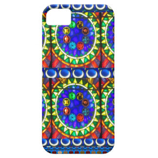 Cosmic Stars Blue Heaven Haven style design gifts iPhone SE/5/5s Case