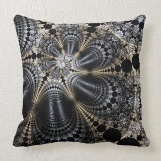 Cosmic Steampunk Throw Pillow