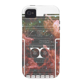 Cosmic Stereo Case-Mate iPhone 4 Cases