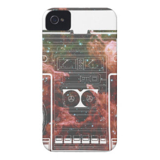Cosmic Stereo iPhone 4 Cover