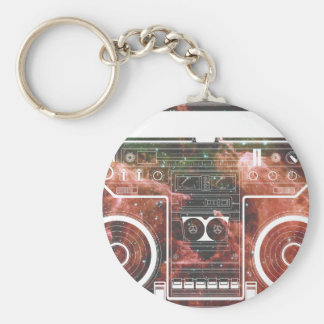 Cosmic Stereo Key Chains