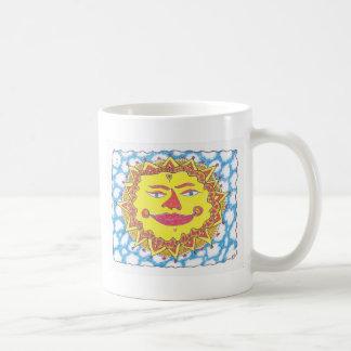COSMIC SUN by Ruth I. Rubin Mug