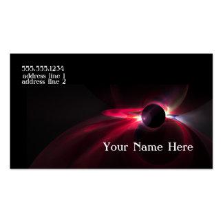 Cosmic Super Nova Business Card