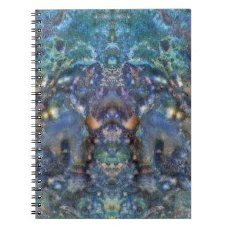 Cosmic Superhero Notebook