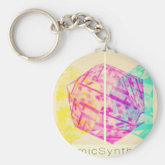 Cosmic Synthesis - The year of synergy and rebirth Keychain