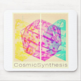 Cosmic Synthesis - The year of synergy and rebirth Mouse Pad