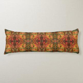 Cosmic Taste of Healing Fine Art #2 Body Pillow