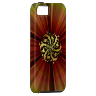 Cosmic Time Warp iPhone SE/5/5s Case