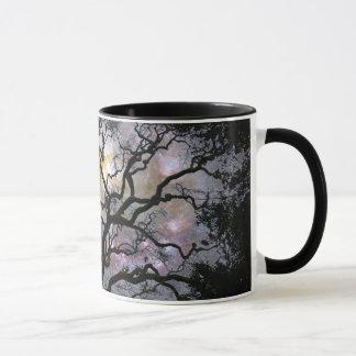 Cosmic Tree - Colliding Galaxies Mug