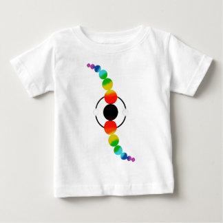 Cosmic Twist. Baby T-Shirt