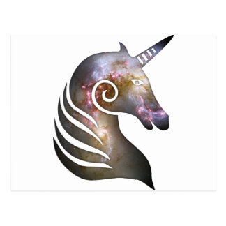 Cosmic Unicorn Postcard
