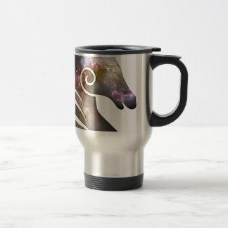 Cosmic Unicorn Travel Mug