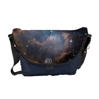 Cosmic Universe I Handmade Messenger Bags