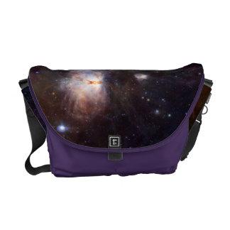 Cosmic Universe III Handmade Messenger Bags