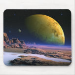 Cosmic vision mouse pad