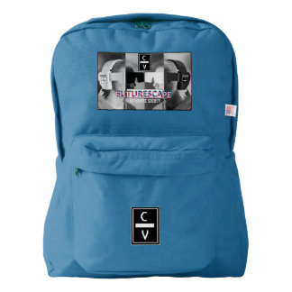 COSMIC/VISION X American Apparel™ FUTURESCAPE American Apparel™ Backpack