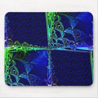 Cosmic Windowpane Mouse Pad