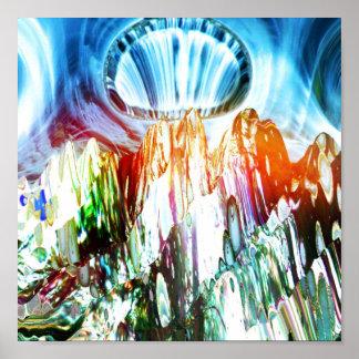 Cosmic Wrath 1 Poster