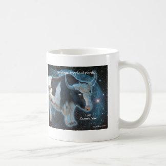 Cosmic Yak Classic White Coffee Mug