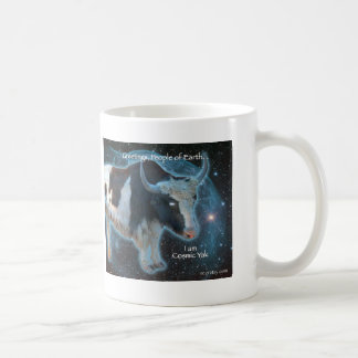 Cosmic Yak Coffee Mug
