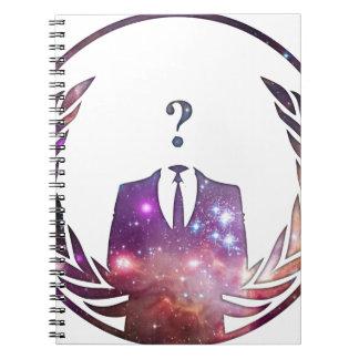 Cósmico Anon Libro De Apuntes