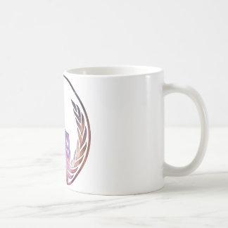 Cósmico Anon Taza De Café