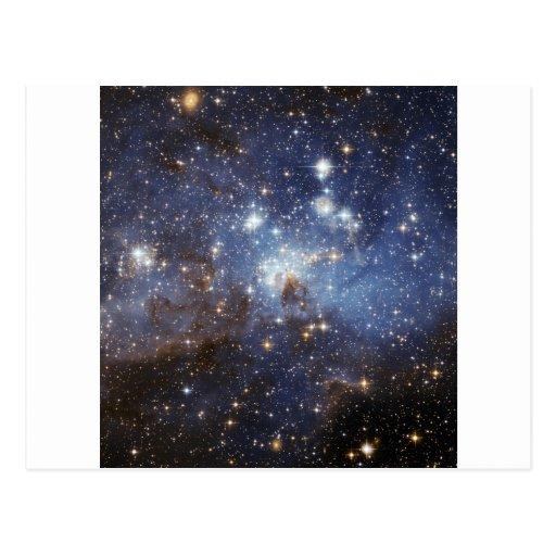 cósmico-ojo-caramelo postales