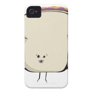 CosmicPBJ, the Ultimate Sammich! iPhone 4 Case