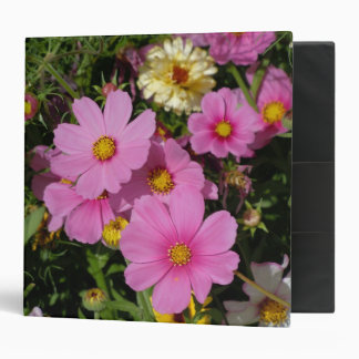 Cosmo Bouquet 3 Ring Binder