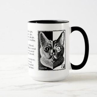 Cosmo Cat Mug