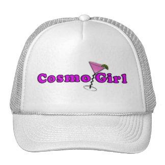 Cosmo Girl Trucker Hat