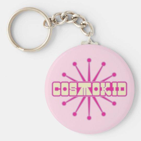 Cosmo Kid Keychain