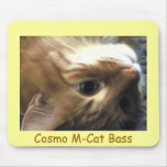 Cosmo M-Cat Bass Mouse Mat