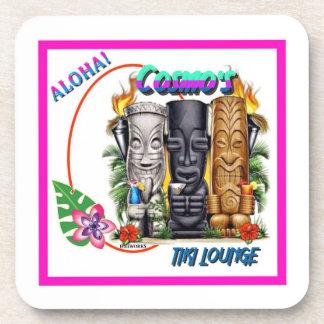 Cosmo s Tiki Lounge Drink Coasters