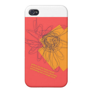 """""""Cosmology"""" Cases For iPhone 4"""