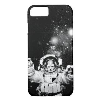 Cosmonaut Cat iPhone 8/7 Case
