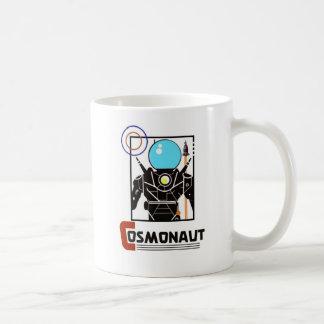 Cosmonaut Coffee Mug