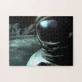 Cosmonaut Outlook Puzzle