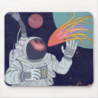 Cosmonauta Tapete De Ratón