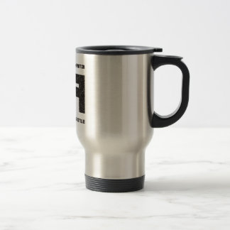 Cosmonauts Avenue: Wear Literature Travel Mug