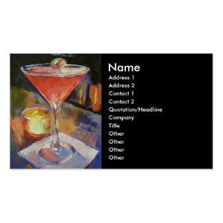 Cosmopolitan Business Card