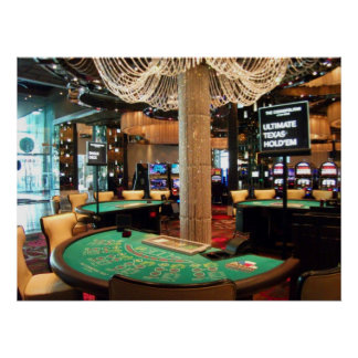 Cosmopolitan Las Vegas Casino Poster