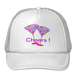 Cosmopolitan Martini Party Time ! Trucker Hat