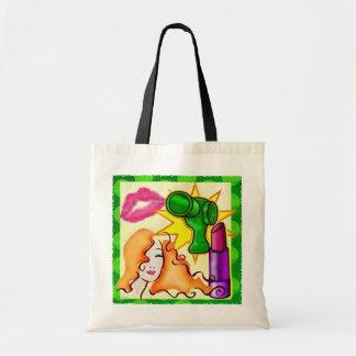 Cosmopolitan Pop Art GIFT MAKEUP AVON Tote Bag